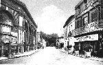 L'avenue de l'Hers au début du siècle
